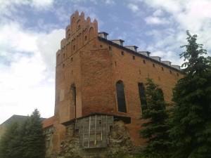 Budownictwo obronne w gotyku
