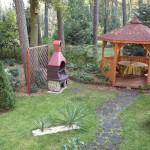 Piękny i modny ogród