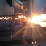 Usługi cięcia laserem